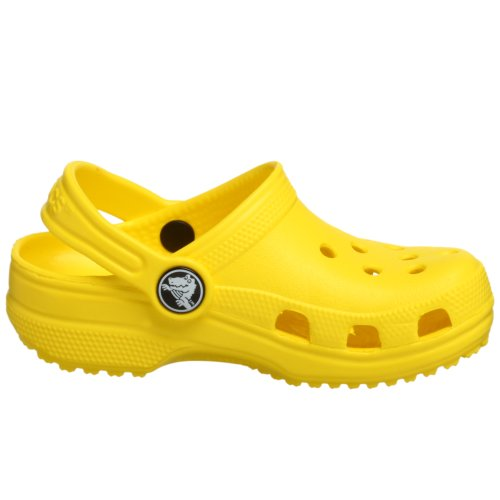 Crocs Jaune yellow Enfant 10006 Mixte Sabots F0XqFfr