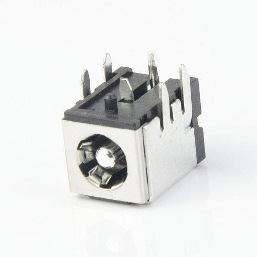 Eathtek NEW AC DC-IN POWER JACK PORT SOCKET PLUG FOR ASUS G71 G71G G71GX G73 G73J G73JH G73JW G73SW G74SX-BBK7 X83 X83V X83Vm M50VN M50S M50V M51V Pin Size:2.5mm