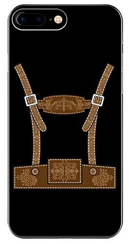 Oktoberfest Lederhosen Dirndl Costume T-Shirt - Phone Case for iPhone 6+, 6S+, 7+, -