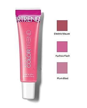 54c3d5b82597 Avon Color Trend Vinyl Lip Gloss (Fuchsia Flash)  Amazon.co.uk  Beauty