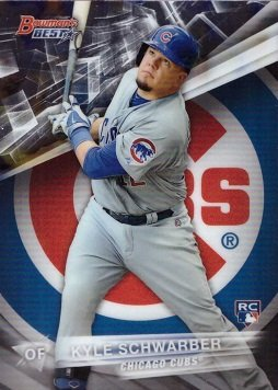 Amazoncom 2016 Bowmans Best Baseball 64 Kyle Schwarber Rookie