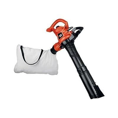 Black & Decker BV3600 3-In-1 Blower / Vacuum, 230-MPH