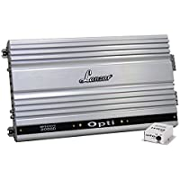 Lanzar OPTI2000D Optidrive 2000 Watt Half Ohm Stable Mono Block Digital Competition Class Amplifier