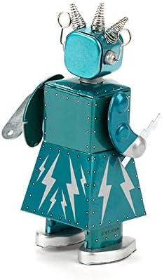 Fantastik Robot /à Resort en m/étal FANMEX Robot Roxy