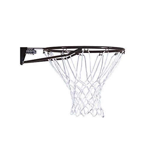 Lifetime Slam-It Basketball Rim, 18 Inch, Black (18 Used Rims)