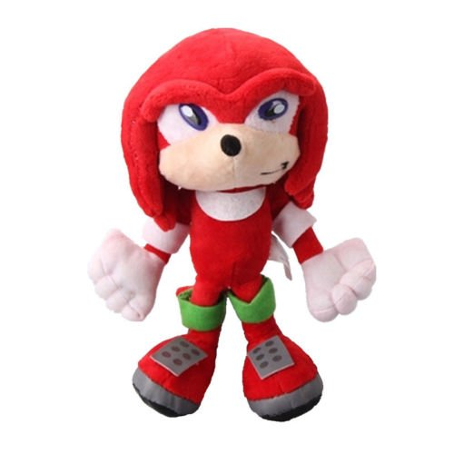 Shalleen Sonic The Hedgehog Tails Sega Knuckles Plush Doll Stuffed Figure Toy 8 inch Gift - Sonic The Hedgehog Costume Australia