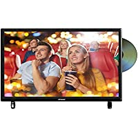 Polaroid 24GSD3000SA 24 720p TV DVD Combination (2016), Black