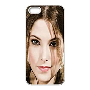 iPhone 4 4s Cell Phone Case White Beautiful Ashley Green N4H7CM