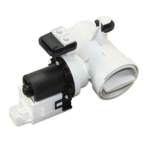 - W10730972 Washer Drain Pump For Whirlpool 8540024, W10130913, W10117829, AP4308966, PS1960402 (Original Version)