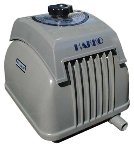 Hakko 60l Air Pump for Aeration & of Koi Ponds & Water Gardens ()