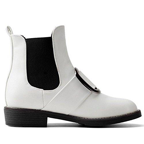 Coolcept Bottes Enfiler Mode Femmes A White pEwrgpqx