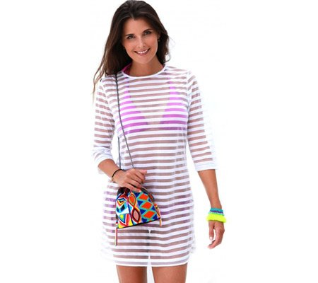 Aspiga, Borsa a spalla donna Multicolore Multicolore