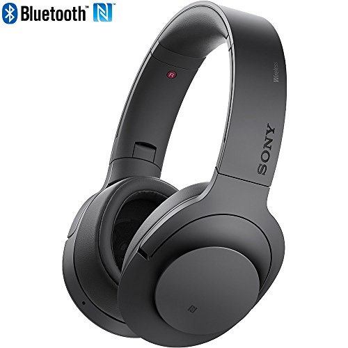 Sony MDR100 Wireless Bluetooth Headphones product image