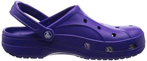 crocs Classic Feat Women Clogs Purple 11713-506 dyimx2Q