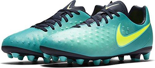 Nike Jungen 844414-375 Fußballschuhe Blau