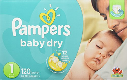 Pampers Baby Size Diapers Super product image