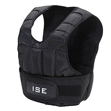 15KG 30KG 10KG 20KG 25KG ISE Weighted Vest 5KG SY-3002 Adjustable Weighted Vests for Weight Exercise Running Gym Training