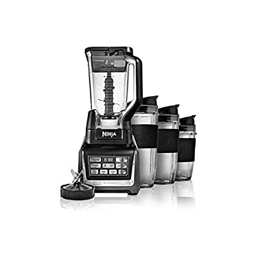 Nutri Ninja Blender Duo with Auto-iQ and Cups (BL642W)