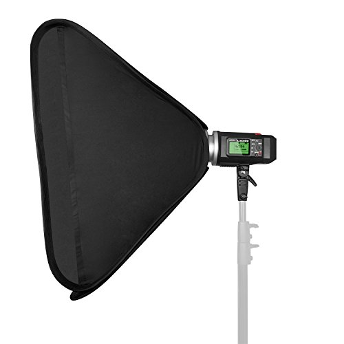 Godox AD600BM AD Sync 1 / 8000s 2.4G Wireless Flash Light Speedlite+Godox XPro-N for Nikon Series Cameras,AD-R6,80cmX80cm /32''X32''Softbox by Godox (Image #2)
