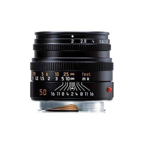 Leica 50 mm f / 2.0 summicron-mブラックレンズfor Mシステム   B00007LKHY