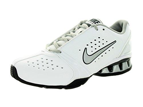 Nike Women's Reax Rockstar White/Metallic Silver/Drk Shdw...