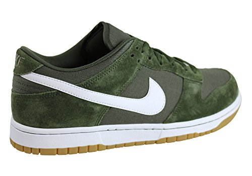 Nike Dunk Lage Canvas Cargo Basketbalschoenen Heren Basketbal Maat 11.5
