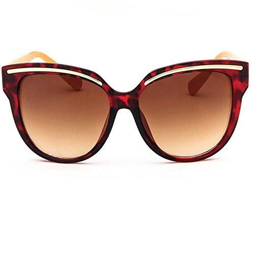 Nouveau Soleil Lunettes Z Brown Femmes Vintage p Chissantes Rond Pour De ORw00qg5x