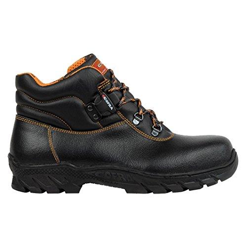 """Cofra 17532–000.w43Talla 43S3CI HI HRO SRC–zapatos de seguridad de """"gorzano, color negro"""