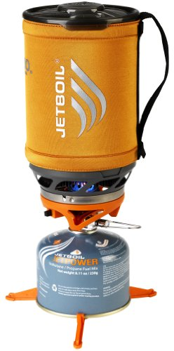 Jetboil Sumo Personal Cooking System (Orange), Outdoor Stuffs