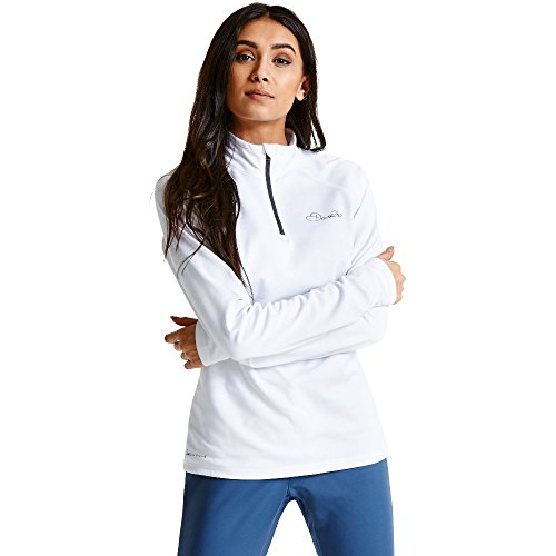 Dare 2b Womens/Ladies Loveline III Core Stretch Softshell Jacket White