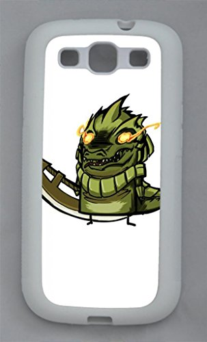 Funny cases Design Custom Personalized Photo Green Soldier Printed on TPU Protect Back Case Skin For Samsung Galaxy S3 I9300 ()