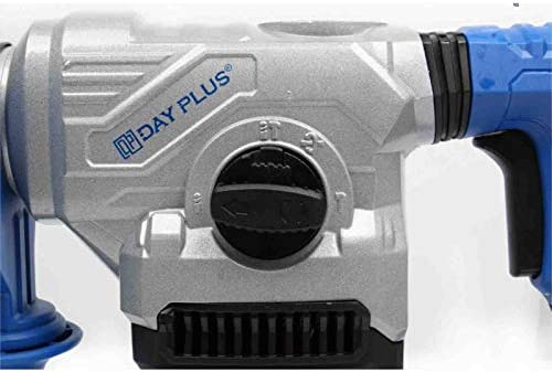 Hammer Drill Rotary Heavy Duty 800/min No Load Speed and 4000/min Impact Rate, Drilling Diameter-32mm/13mm/40mm, Weight 5.05 kgs
