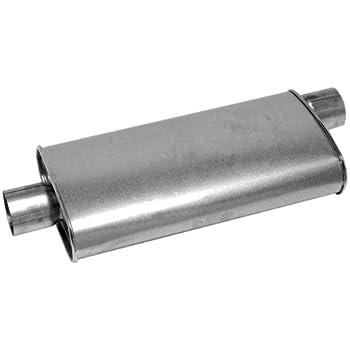 Exhaust Muffler-SoundFX Universal Muffler Walker 18180