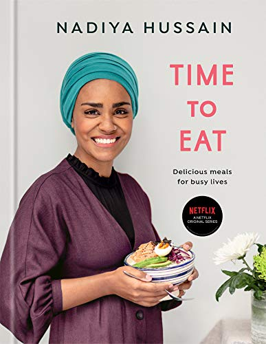 Book Cover: Time to Eat: Delicious Meals for Busy Lives: A Cookbook