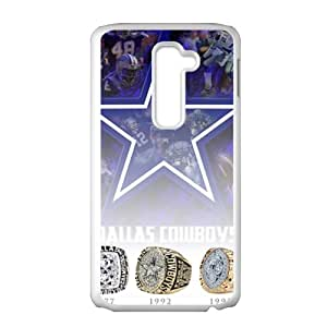 Dallas Cowboys New Style High Quality Comstom Protective case cover For LG G2