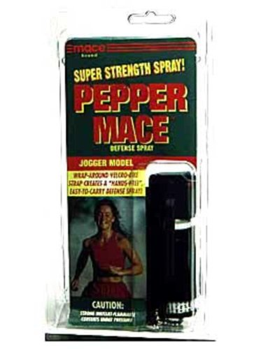 Mace Brand Pepper Mace Defense Spray- Jogger Model (Jogger Model Mace)