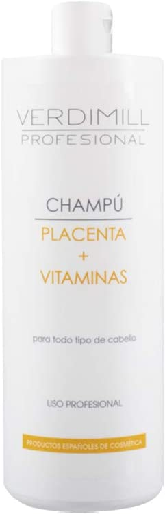 Champú Multivitaminas y Placenta Vegetal (1000ml)