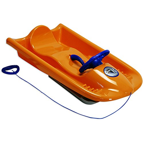 KHW 21205 Snow Flyer Luge Orange by KHW by Kettler