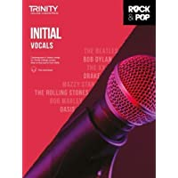 Trinity College London Rock & Pop 2018 Vocals Initial Grade
