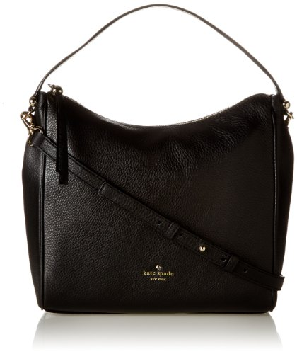 New York Small Hobo (Kate Spade New York Charles Street Small Haven Hobo Black One Size)