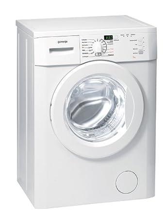 Gorenje Wa50149s Waschmaschine A 5 Kg Feinwasche Leicht