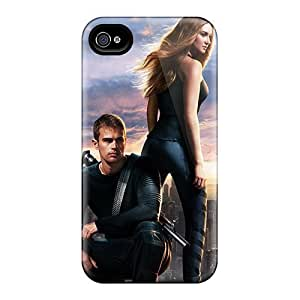 HuG6092gASn Cases-best-covers Divergent 2014 Movie Durable Iphone 5/5s Cases