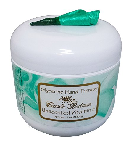 Camille Beckman Glycerine Hand Therapy Cream, Vitamin E Unsc