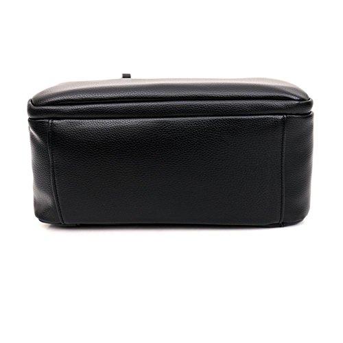 Bolsos de hombro de los hombres ocasionales bolso de gran capacidad de la computadora del morral del recorrido