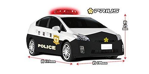 警察24時 パトカー[おもちゃ]ラジコン パトロールカー/プリウス LINX ギフト雑貨 自動車 グッズ 通販