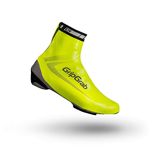 GripGrab - Race Aqua Hi-Vis - Cycling Shoe Cover (3XL (48/49)) from GripGrab