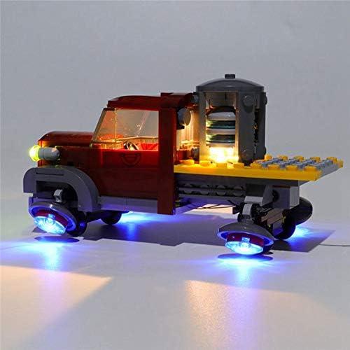 LED Lighting Kit, Voor (Overwatch Vs. Dorado) Bouwblokkenmodel -USB Powered LED Light Kit Compatibel Met LEGO 75.972 (Niet Inbegrepen Model)