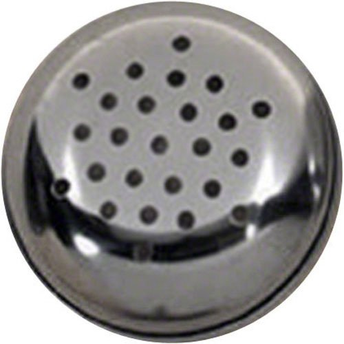 American Metalcraft (3312T) 12 oz Cheese Shaker Top w/Large Round Holes