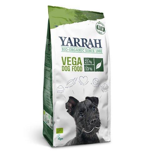 Yarrah Adult Organic Vegan Dog Food with Baobab, 10 kg Yarrah Organic Petfood B V 92104