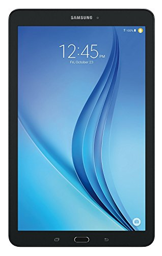 Samsung Galaxy Tab E 16GB 9.6-Inch Tablet SM-T560 - Black (Renewed)